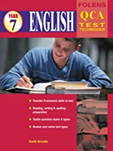 Year 7 QCA Test Techniques Student Book