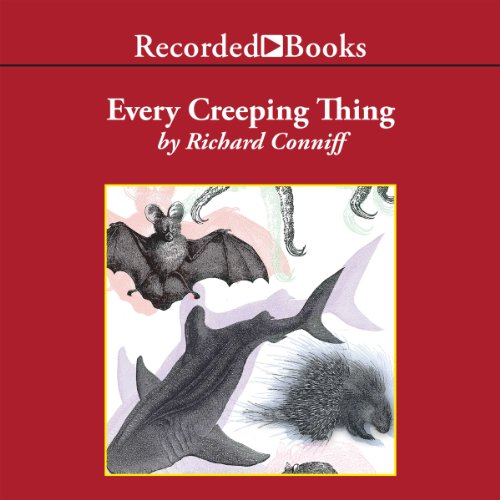 Every Creeping Thing audiobook cover art