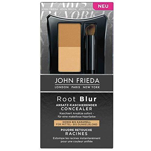 John Frieda Root Blur® Ansatz-Concealer Mittel- bis Dunkelblond