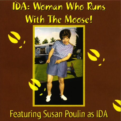 Ida audiobook cover art