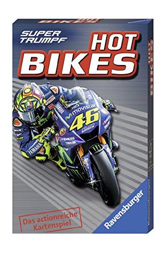 Ravensburger Kinderkartenspiele 20312 - Hot Bikes