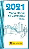 Mapa Oficial De carreteras De España 2021