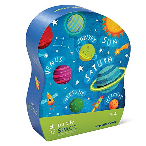 Bertoy 384215-8 Space Kids Puzzle, 35,5 x 48,2 cm
