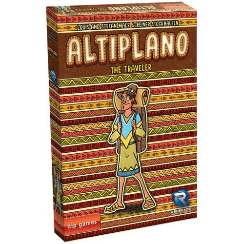 dlp games 1025 - Altiplano: The Traveler [Expansion]