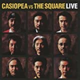 CASIOPEA VS THE SQUARE LIVE【Blu-spec CD(TM)】