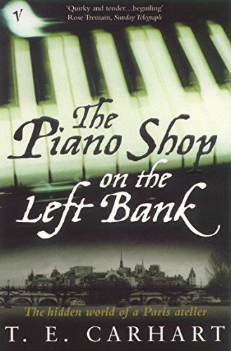 Carhart, T: Piano Shop On The Left Bank