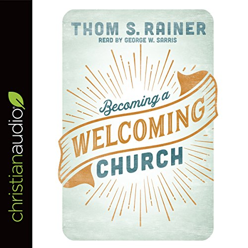 Becoming a Welcoming Church audiobook cover art