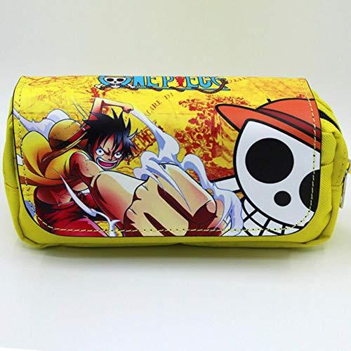 Twhoixi Anime Cartoon Naruto/Tokyo Ghoul/Angriff auf Titan/Dragon Ball Kinder Bleistift Taschen bilden Fall für Frauen mit Griff