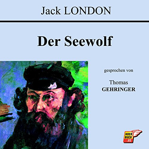 Der Seewolf audiobook cover art