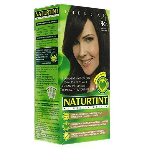 Naturtint Permanent 4G Golden Chestnut 170ml by Nature's Dream