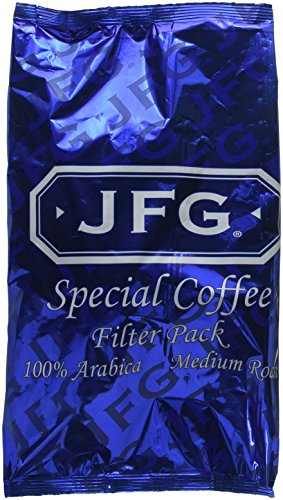 JFG Special Blend Filter Pack, 1.5 ounce, (42 Count)