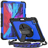 Timecity Protective Case for iPad Pro 12.9 2020 & 2018 with