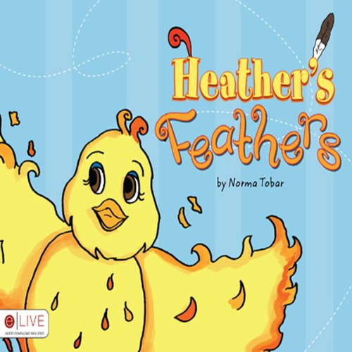 Heather's Feathers audiobook cover art