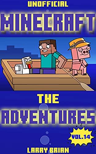 (Unofficial) Minecraft: The Adventures Comic Vol. 14 (Minecraft Adventure) (English Edition)