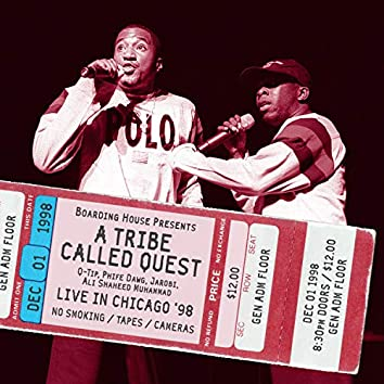 Live in Chicago '98