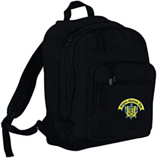 Sigma Gamma Rho Backpack Black