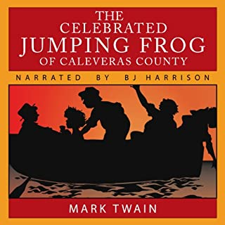 The Celebrated Jumping Frog of Caleveras County cover art