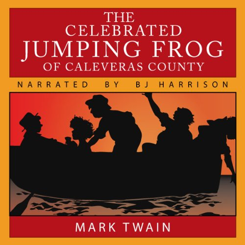 The Celebrated Jumping Frog of Caleveras County audiobook cover art