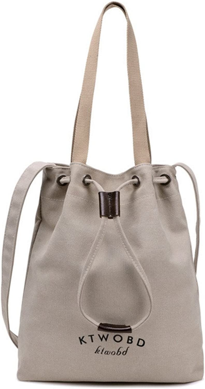 The Simple Woman Bucket Type Single Shoulder Bag