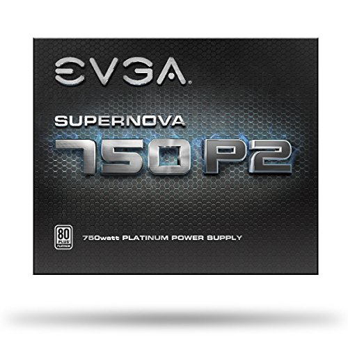 Build My PC, PC Builder, EVGA 220-P2-0750-X1