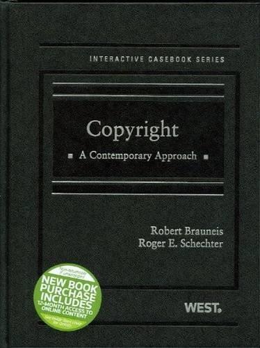 Copyright (Interactive Casebook Series)