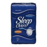 Sleepovers Youth Pants, Large/X-Large, 12 Count