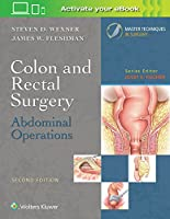 Colon and Rectal Surgery: Abdominal Operations (Master Techniques in Surgery)