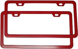 Blvd Lpf License Plate Frame