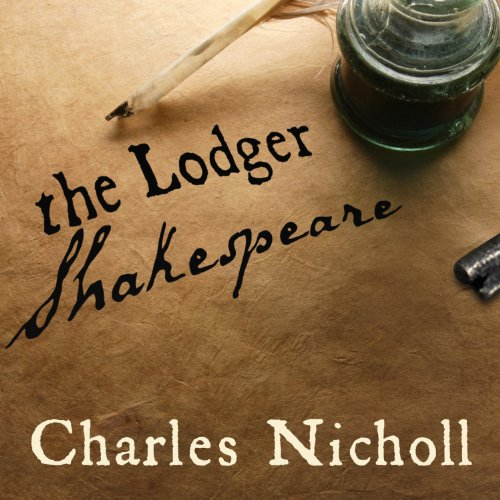 The Lodger Shakespeare audiobook cover art