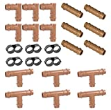 USA Made - Irrigation Fittings Kit for 1/2