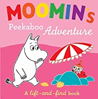 Moomin's Peekaboo Adventure: A Lift-and-Find Book by Tove Jansson(2016-07-26)