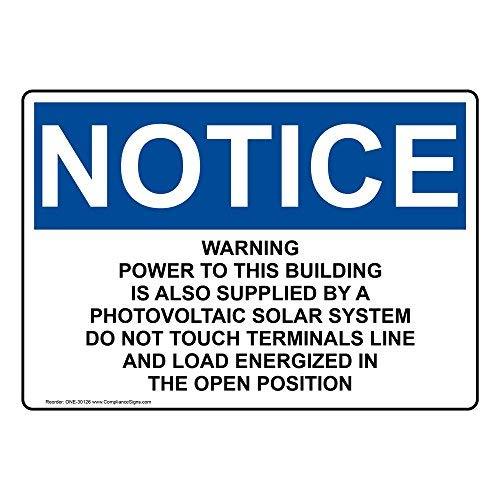 Wendana Kennisgeving Waarschuwing Vermogen om dit gebouw wordt ook geleverd teken, Grappige Tin Metalen Waarschuwingsborden voor eigenschap, Aluminium, Poort teken, Hek Teken Outdoor,8