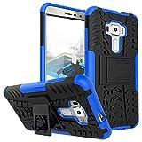 Smfu Coque Compatible avec ASUS Zenfone 3 ZE552KL 5.5 Coque+Protection Verre Trempé 2 pièces 360...