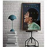 WTHKL Erstaunliche Gnade Film Aretha Franklin Musik Poster