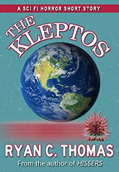 The Kleptos by [Ryan C.  Thomas]