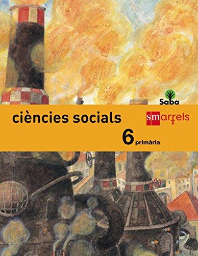 Ciències socials. 6 Primària. Saba - 9788467579062