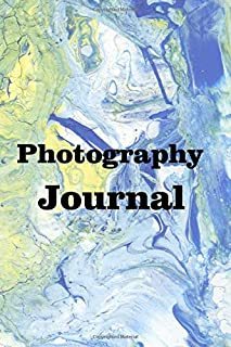 Photography Journal: Keep track of your photo shoots