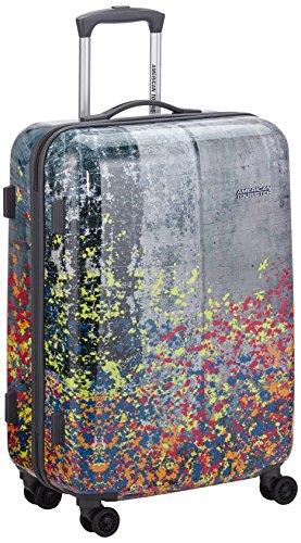 American Tourister 66549/4081 Jazz 2 Valigia, 64 litri, ABS, Multicolore