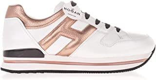 Luxury Fashion | Hogan Women HXW2220T548OB80989 White Leather Sneakers | Autumn-winter 20