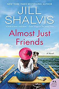 Almost Just Friends: A Novel (The Wildstone Series Book 4) by [Jill Shalvis]