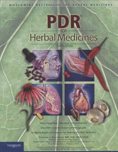 PDR for Herbal Medicines (Physicians' Desk Reference for Herbal Medicines) by PDR (Physicians' Desk Reference) Staff (22-Feb-2008) Hardcover