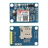 SIM800L Modul GSM GPRS SMS mit Antennenersatz für SIM900A 5V