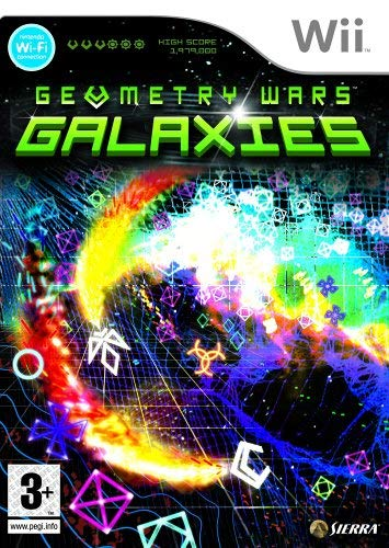 Geometry Wars Wii
