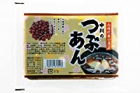 中川 北海道産小豆使用 つぶあん 360g