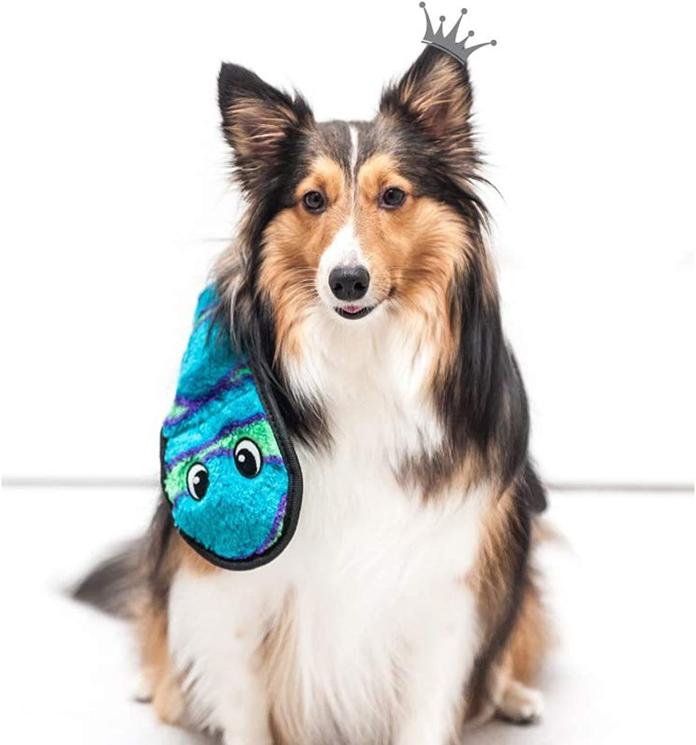 2 Pcs Pet Vocal Plush Toy Cobra Shaped Vocal Plush Toy Chew Interactive Squeaky Toy Suitable for Small and Medium Dogs