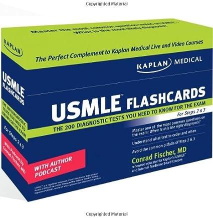 Amazon com: kaplan - Conrad Fischer / Medical Books: Books