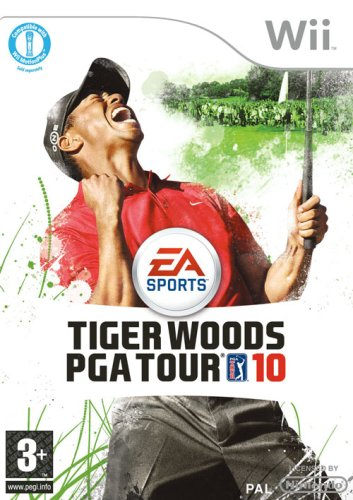 Tiger Woods PGA Tour 10 (Wii) [Edizione: Regno Unito]