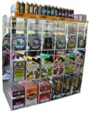 Cigar, Blunt Wraps or Candy Display Case Point of Sale Counter Rack Retail Cabinet Organizer (4090)