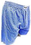 Daianshu Pack de 4/8 Calzoncillos Boxer Americano de Algodón para Hombre, Tallas Extra Grandes (L-5XL) (8, 5XL-Extragrande)