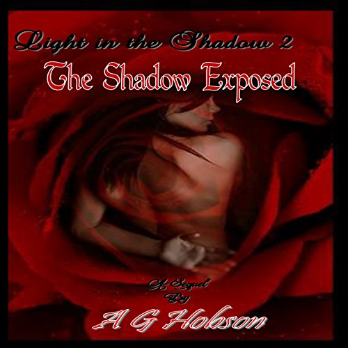 The Shadow Exposed audiobook cover art